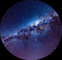 galaxy circle freetoedit