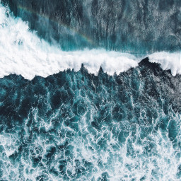 aesthetic sea water background backgrounds freetoedit