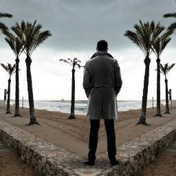 freetoedit vipshoutout mirroreffect mirrored surreal