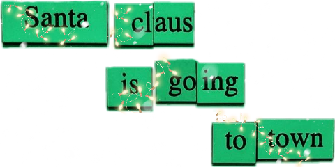 christmas xmas santa santaclaus santaclausiscomingtotown freetoedit scchristmascard christmascard
