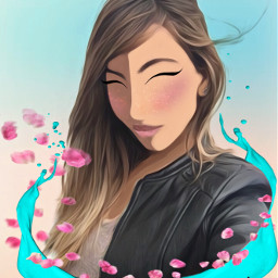 freetoedit drawing portrait