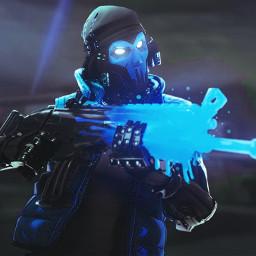free thumnail blue-verson fortnite freetoedit