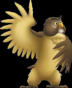 owl winniethepooh classic disney animated freetoedit