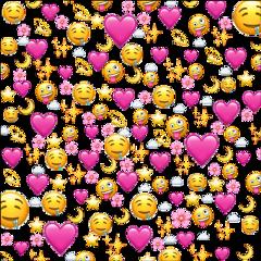 emojis cute pretty overlay cool freetoedit