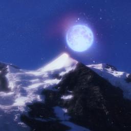 snowyslopes freetoedit