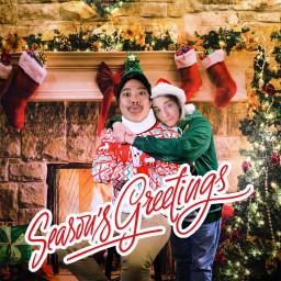 freetoedit christmas uglychristmassweater christmascards holidays