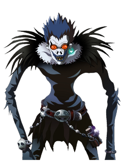Popular And Trending Ryuk Stickers On Picsart