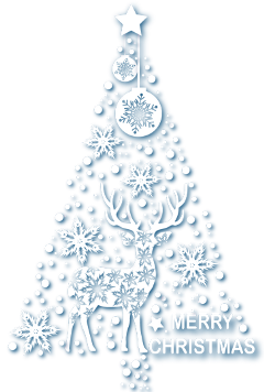 freetoedit christmastree christmas neon deer