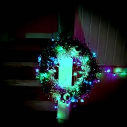 wreath christmasspirit