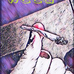 weed bud stoner beautifulmind love