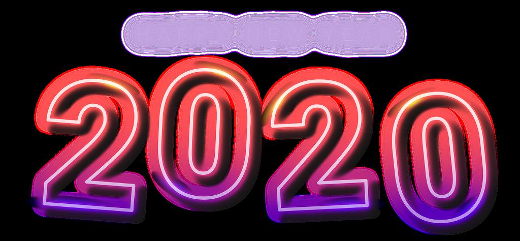 #2020 #happynewyear #neon #lightpainting #Luminous #Alphabet #colorful #blingbling #lighting #newyear