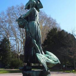 pcstatue statue strasbourg france