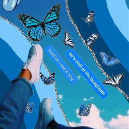 aesthetic vsco blue freetoedit ccblueaesthetic blueaesthetic