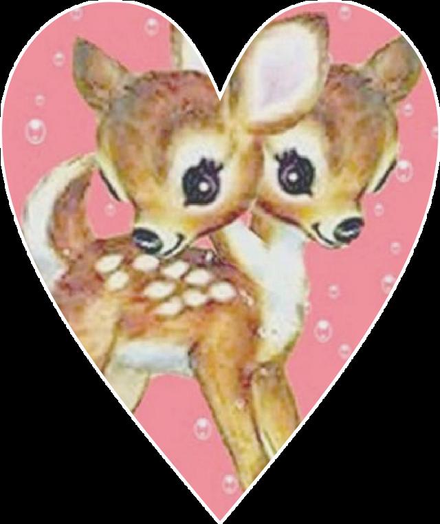#cute #aesthetic #deer #head #melaniemartinez #aestheticcute