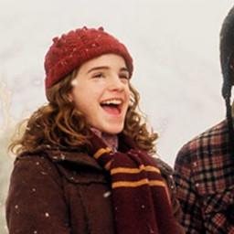 emmawatson christmas harrypotter hermionegranger