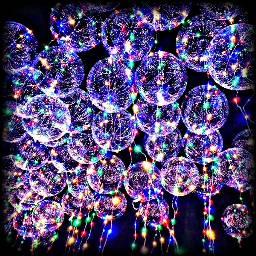freetoedit background purple balloons celebrate