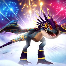 titan uprising stormfly new year