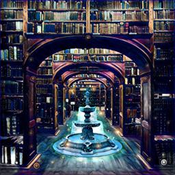 midnight magic library books book freetoedit