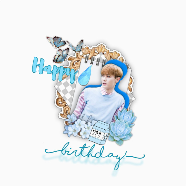 .                           ¡ℋ𝒶𝓅𝓅𝓎 𝒩ℯ𝓌 𝒴ℯ𝒶𝓇!     I wanted to say that even though 2019 was bad, don't give up.     _𝘠𝘰𝘶 𝘤𝘢𝘯 𝘥𝘰 𝘪𝘵!_         And a happy birthday for Kun     I hope he is healthy having fun with his family or with members~      (๑´•.̫ • `๑)(also this edit looks awful)