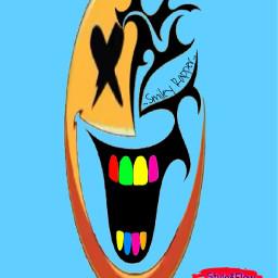 tribal sonrisa trap smile😊 happy