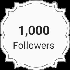 1k 1 000 insta instagram freetoedit
