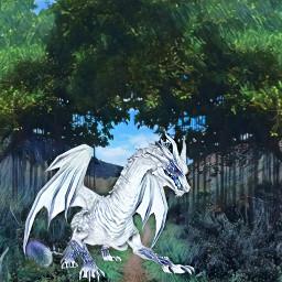 freetoedit adventure fantasy magic dragon