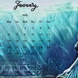 freetoedit january sea calendar srcjanuarycalendar januarycalendar