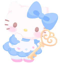 hellokitty aliceinwonderland alice key freetoedit