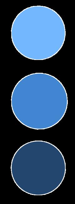 bolinhas circlesticker circle azul blueaesthetic freetoedit