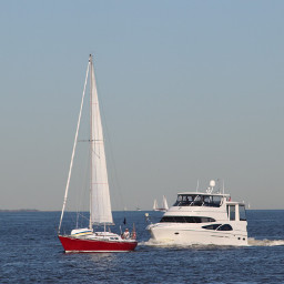 freetoedit boats water ocean sailboat