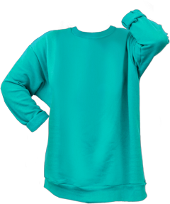 sweatshirt teal bluegreen clothes shirt freetoedit