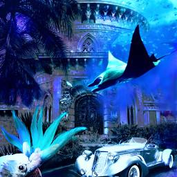 myedit myoriginalwork ethereal surreal bluetheme ccblueaesthetic