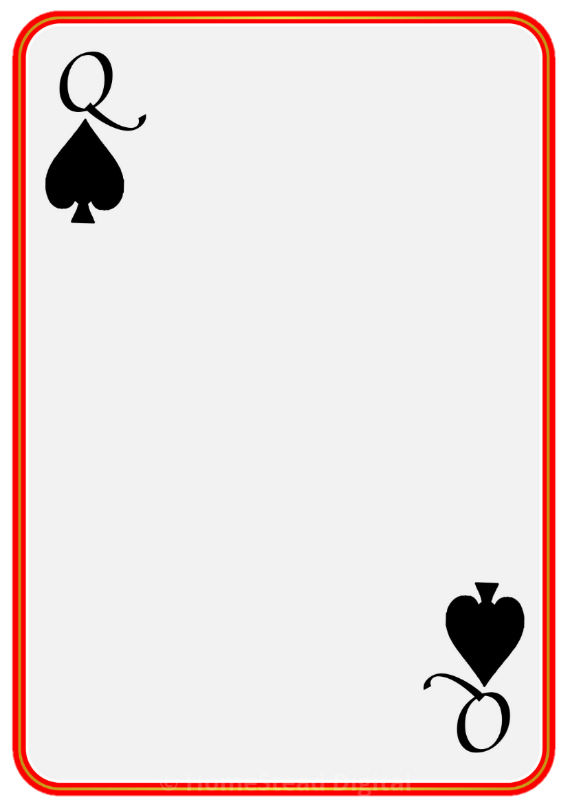 #playingcard #queenofspade #qos