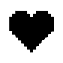 minecraft empty heart freetoedit