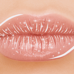 aesthetic aestheticedit lips lip lipgloss freetoedit