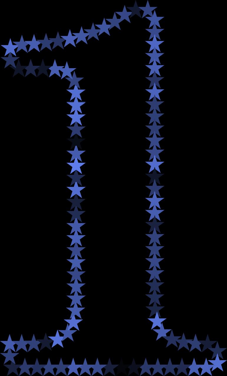 #uno #número
