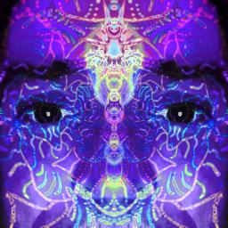 psychedelic thirdeyenetwork instagram