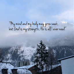 interesting quote bible snow nature freetoedit