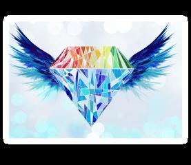 diamond jewel gem gemstone stone freetoedit