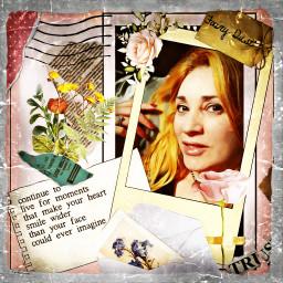 freetoedit vintage vintagestyle artisticportrait picsarteffects