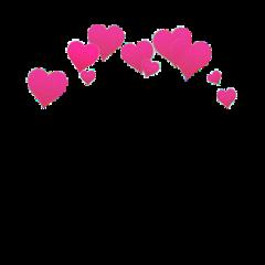 hearts snapchat pinkheart tumblr aesthetic freetoedit