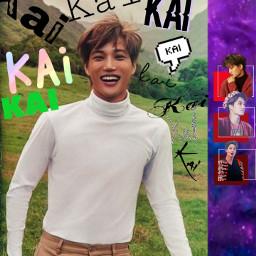 freetoedit kai_exo 💕 kai
