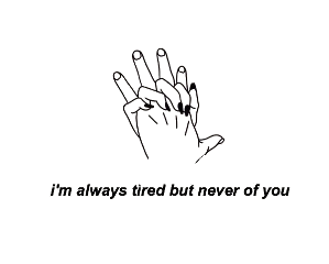 hands tumblr tired cute freetoedit
