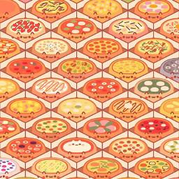 freetoedit pizza cat wallpaper background