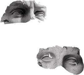 statue mask stone overlay accents freetoedit