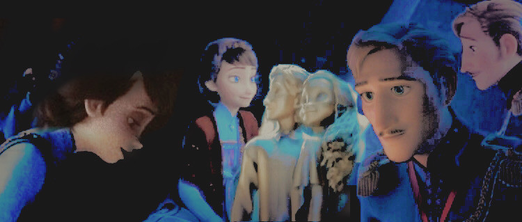 #idunaandagnarr #frozen2     Lil edit of Queen Iduna & King Agnarr . From Frozen 1 & 2 . & honestly own my heart .