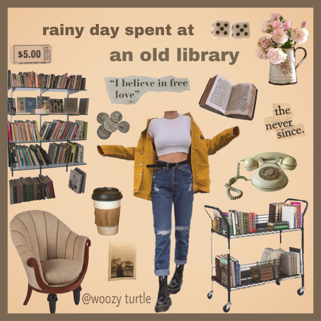 careful or you'll end up in my novel 🥨             #freetoedit #aesthetic #art #library #oldaesthetic #brownaesthetic #books #rainyday #rain #brown #outfit #fashion #niche #nichememe #nichememepage #nicheaesthetic #moodboardaesthetic #moodboards #moodboard