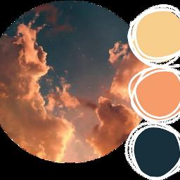 cute clouds aesthetic edit blue freetoedit scclouds