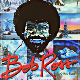 bobross art painting artislife beautiful ecthejoyofbobross thejoyofbobross