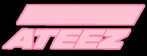 ateez logo freetoedit